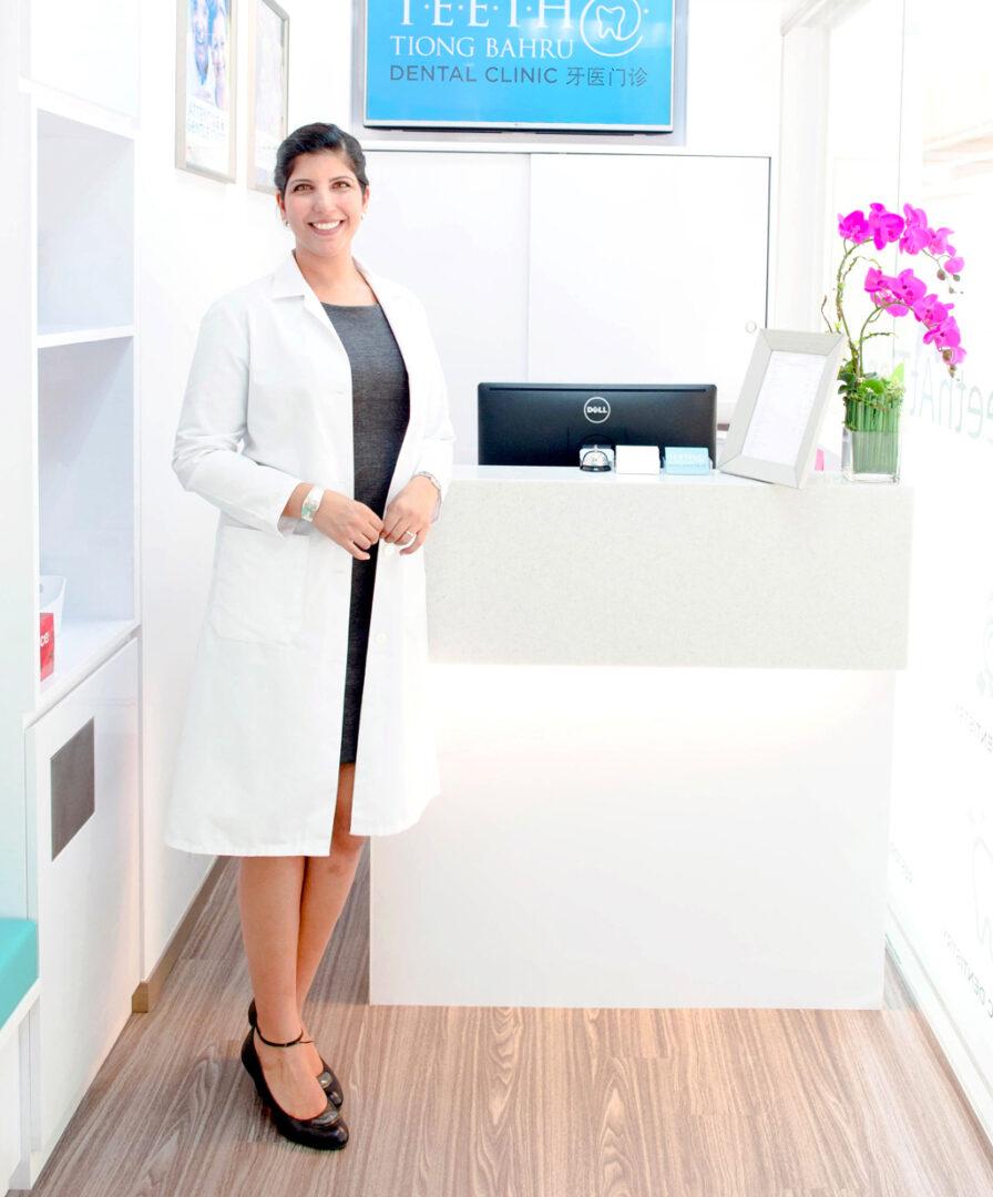 TEETH Tiong Bahru neighborhood dental clinic Dr Sherina Daryanani