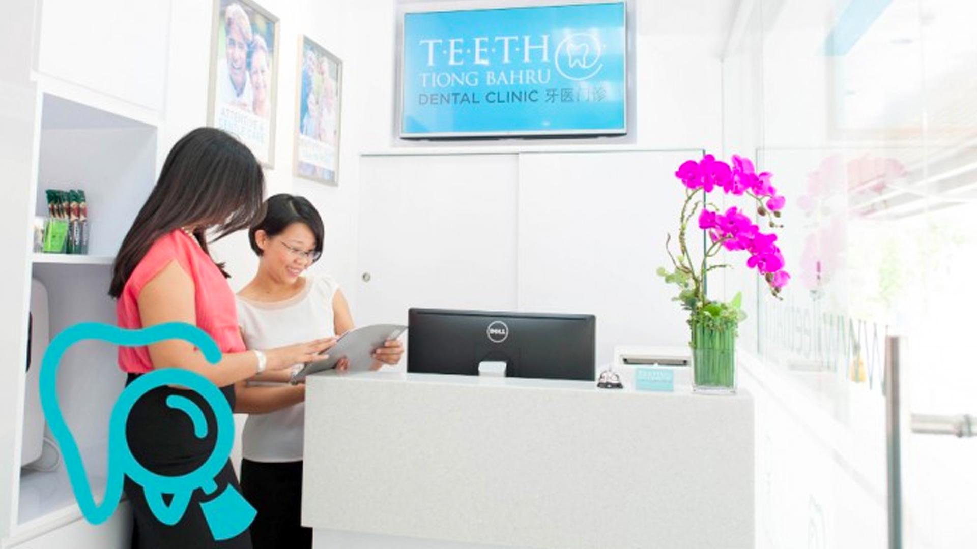 TEETH Tiong Bahru neighborhood dental clinic general dentistry