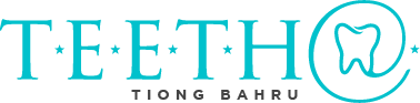 TEETH@Tiong Bahru Neighborhood Dental Clinic logo